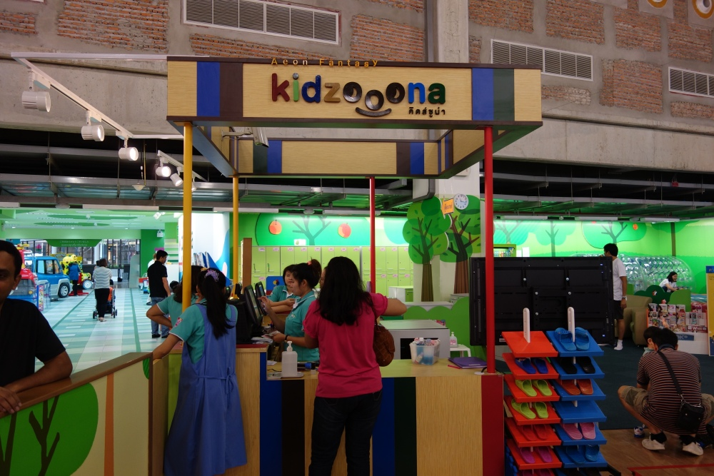 Inside Kidzoona (4/6)