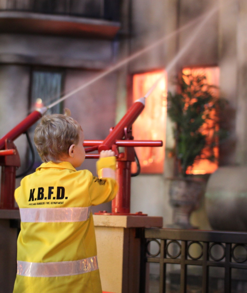 Kidzania:  All Shades of Awesome (1/6)