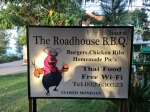The amazing Roadhouse BBQ