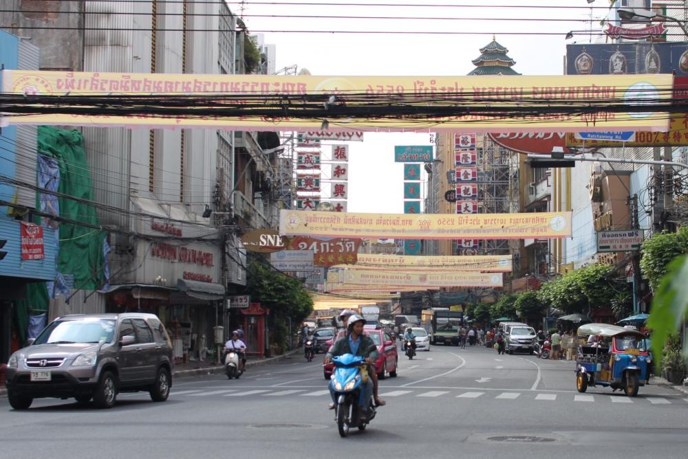 Bangkok's China Town (1/6)