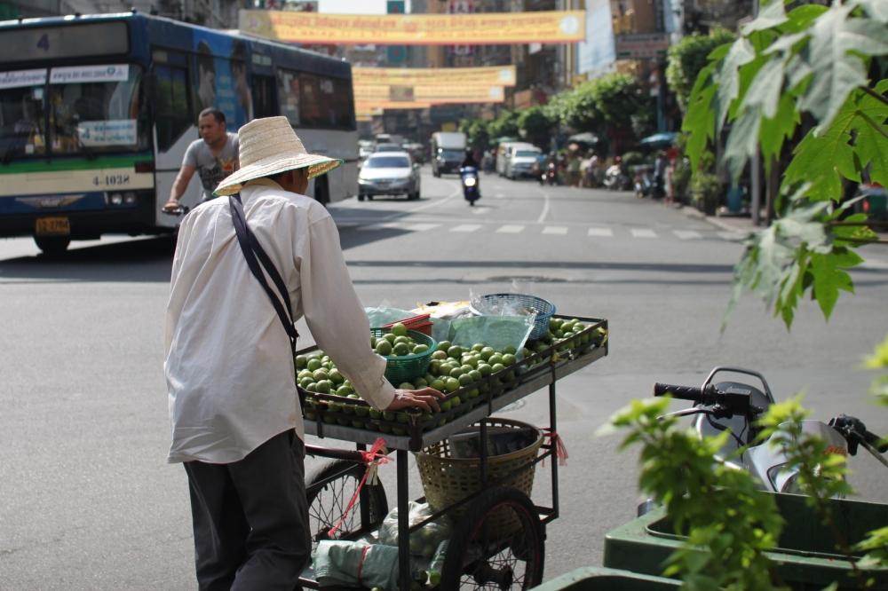 Bangkok's China Town (2/6)