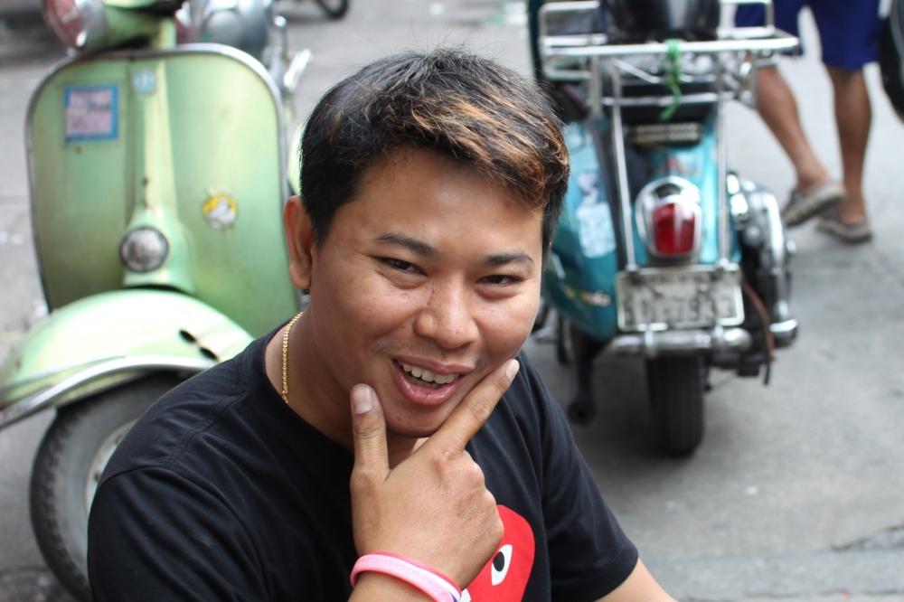Bangkok's China Town (3/6)