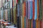 Looking for some beaded necklaces?  Pick a color, any color.